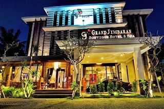 Hotel Jobs - Driver at Grand Jimbaran Boutique Hotel & Spa