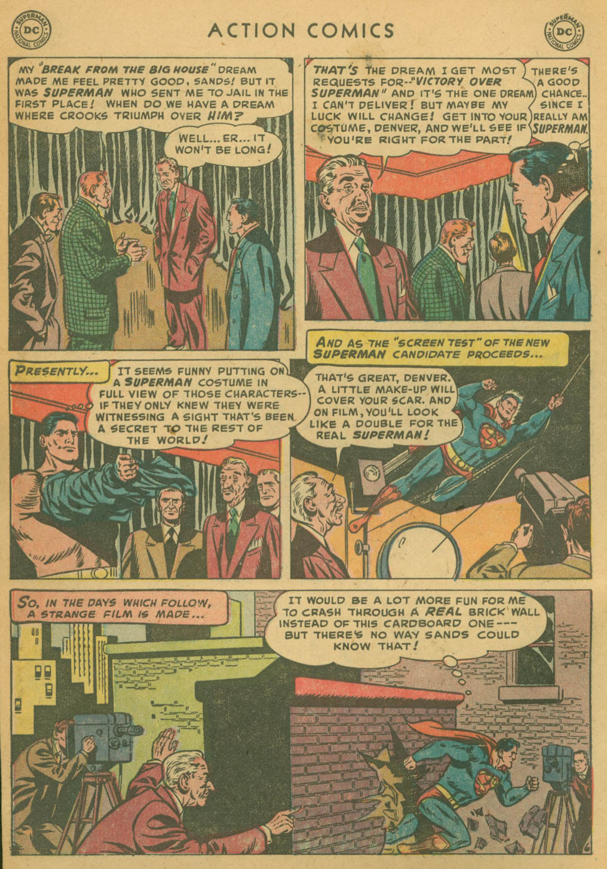 Read online Action Comics (1938) comic -  Issue #178 - 8