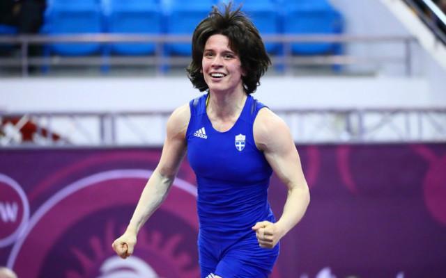 Η Μαρία Πρεβολαράκη κατέκτησε το χάλκινο μετάλλιο στην κατηγορία των 53κ. στο Παγκόσμιο πρωτάθλημα που διεξάγεται στο Παρίσι.