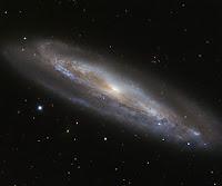 Spiral Galaxy Messier 98