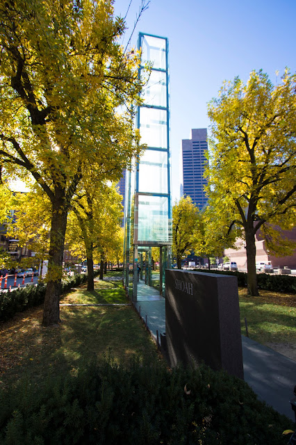 Olocaust Memorial-Boston