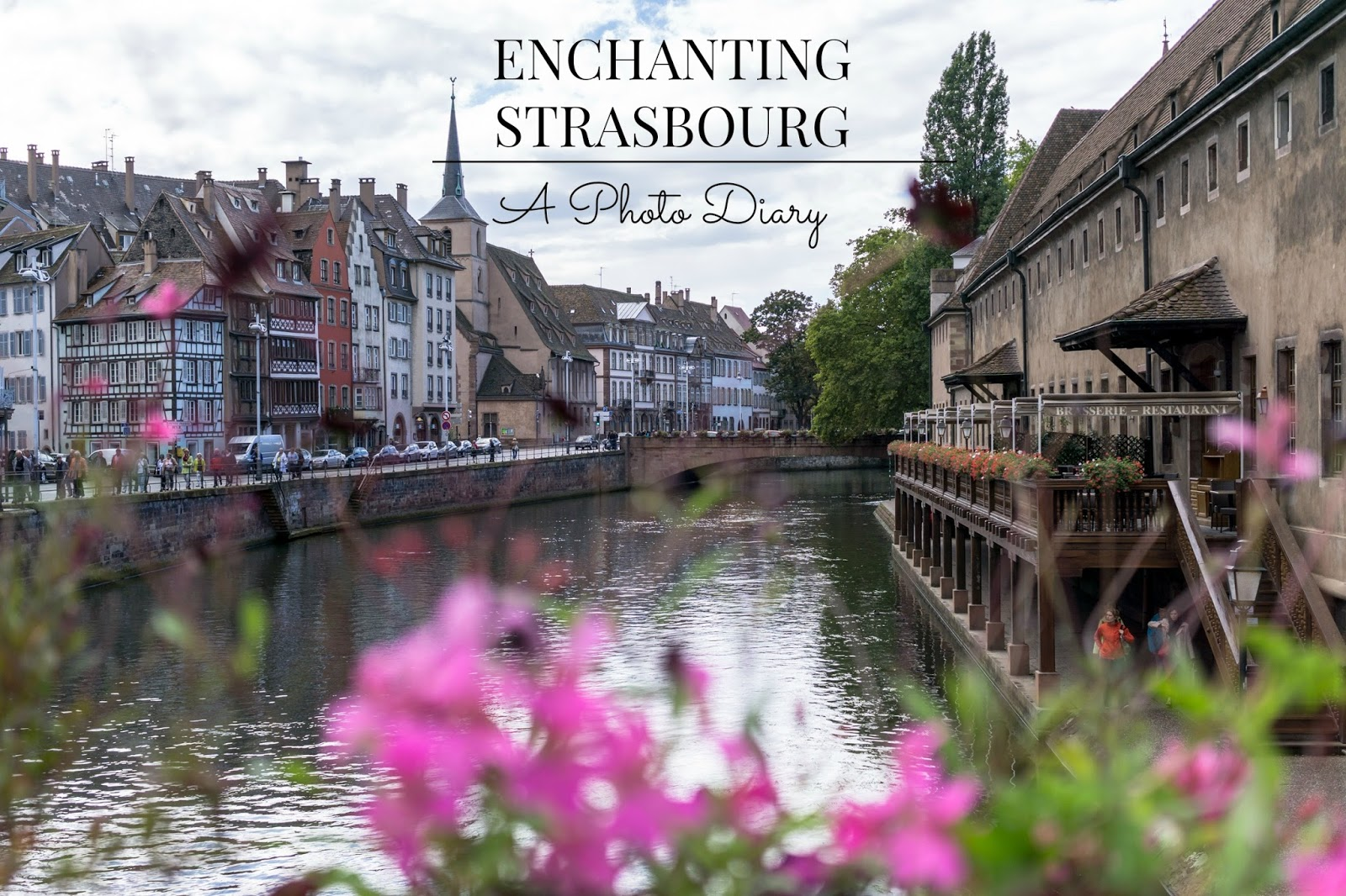 Things To Do In Strasbourg and Petite France Notre Dame Cathedral
