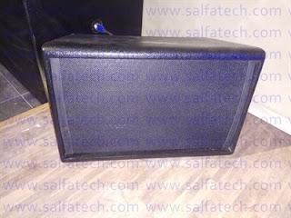 Speaker Monitor Custom