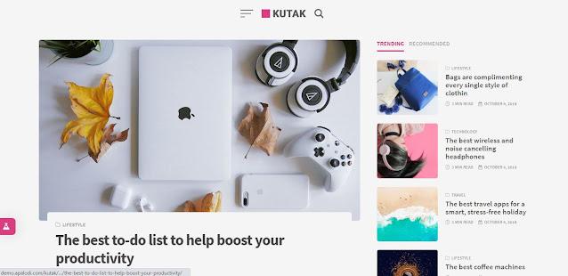 Theme Kutak Wordpress (100% Original)