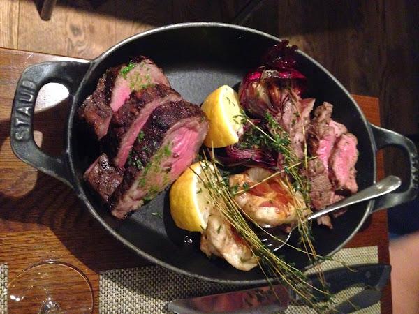 glutenfrei in Stockholm: Restaurants