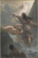 Henri Fantin-Latour : Les filles du Rhin, (1876) Musée d'Orsay