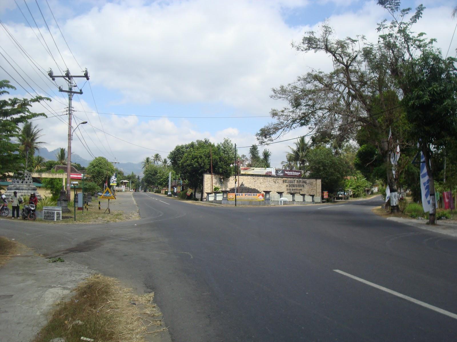 Desa Wisata Wanurejo Alam Wanurejo