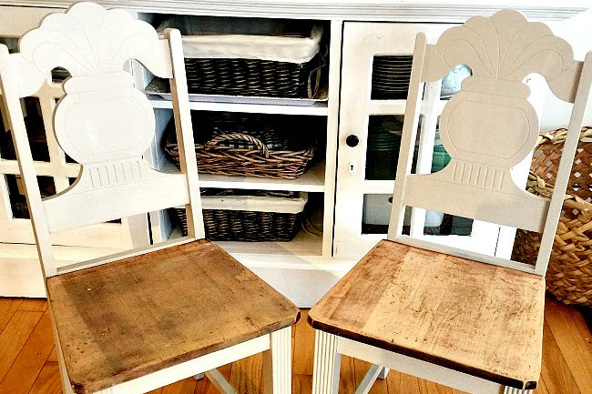 Five Easy Repurposed Chair Ideas