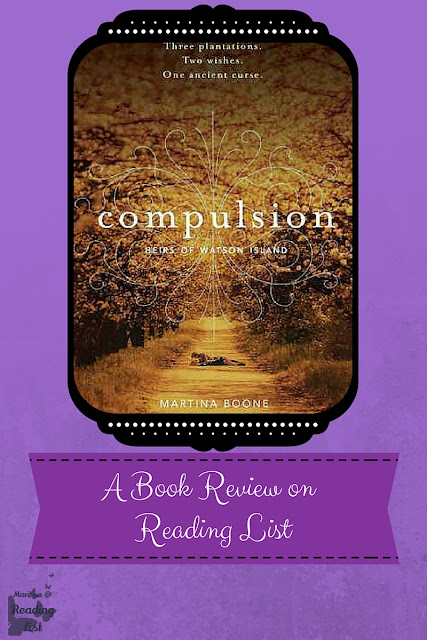 Compulsion by Martina Boone  a Book Review on Reading List