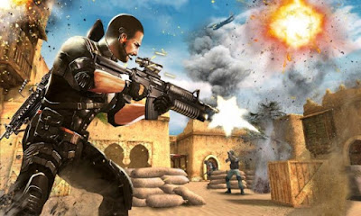 Elite Killer: SWAT Apk v1.1.0 - screenshot-1
