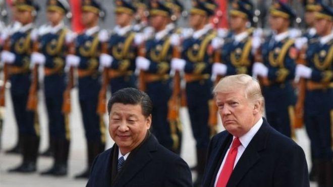 Trump na Xi Waanza Mazungumzo Baada ya Makaribisho ya Kifahari