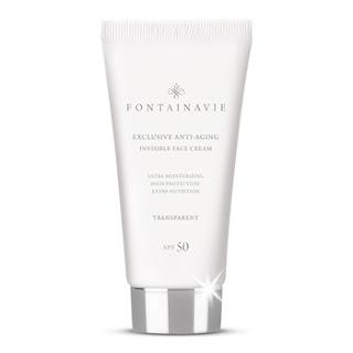 Exclusive Anti-Aging Invisible Face Cream SPF50