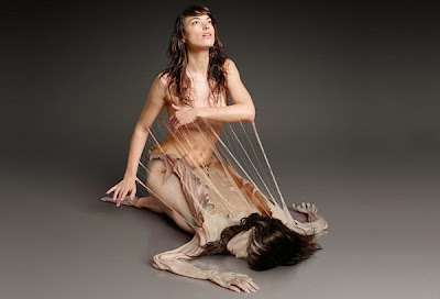 Creepy Human Metamorphosis Photography by Taylor James ...