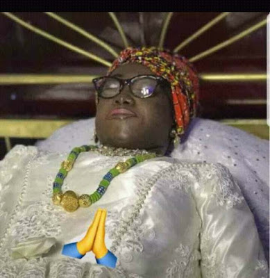 Ebony funeral