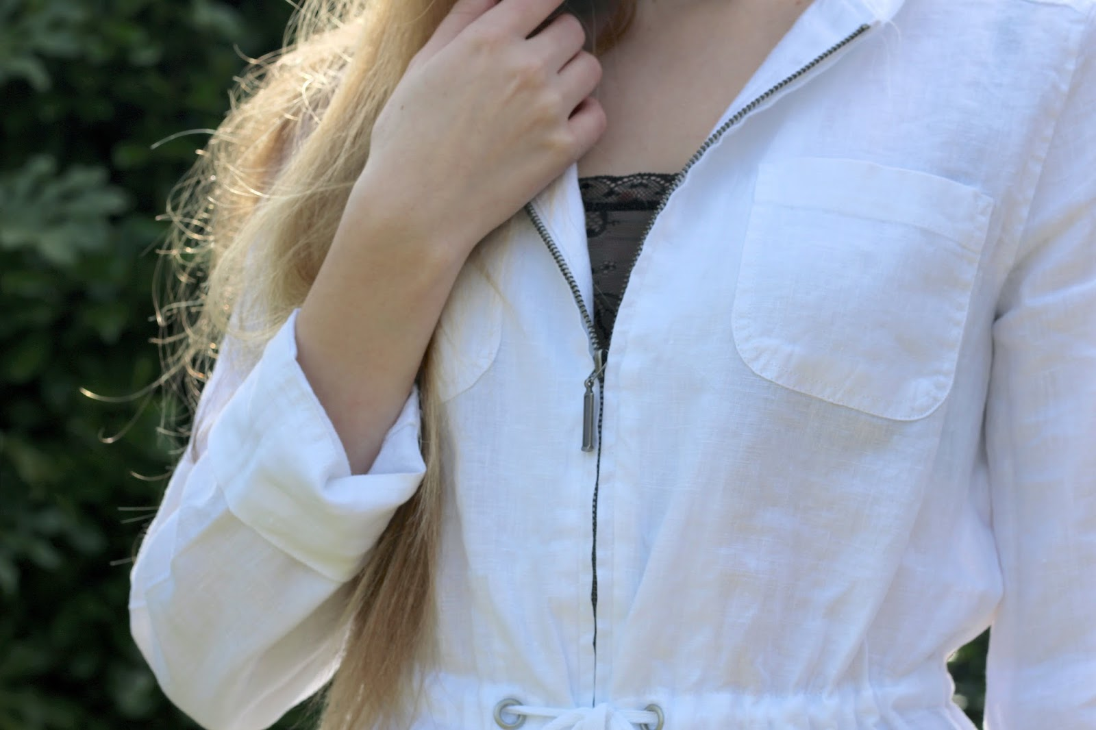 passionata lace bandeau bra black