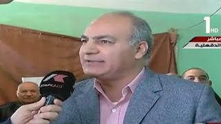 الدكتور أحمد الطوبجي، مدير الإدارة الصحية بميت غمر