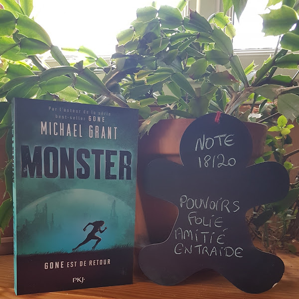 Monster, tome 1 de Michael Grant