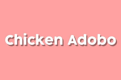 Chicken Adobo Instant Pot Recipe slow cooker