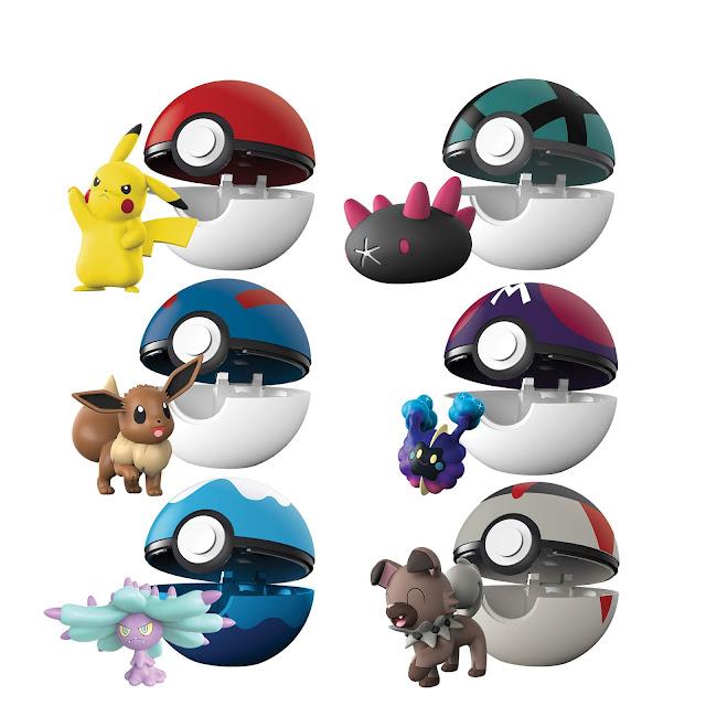 Clip n Go Poke Ball #PokemonToyLaunch 2018