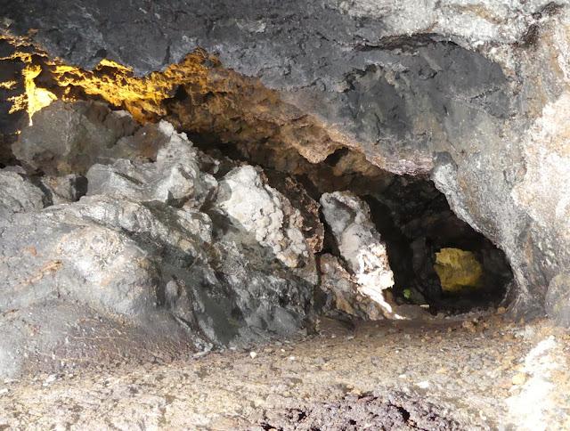Grotten in São Vicente, Madeira
