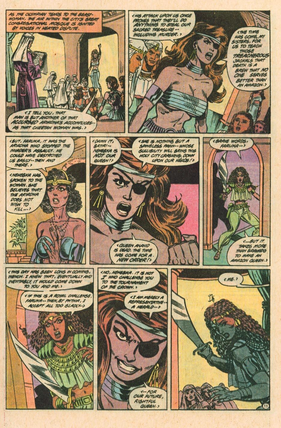 Read online Wonder Woman (1987) comic -  Issue #34 - 12