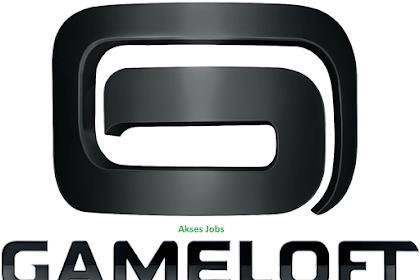 Lowongan Kerja PT Gameloft Indonesia Terbaru 2019
