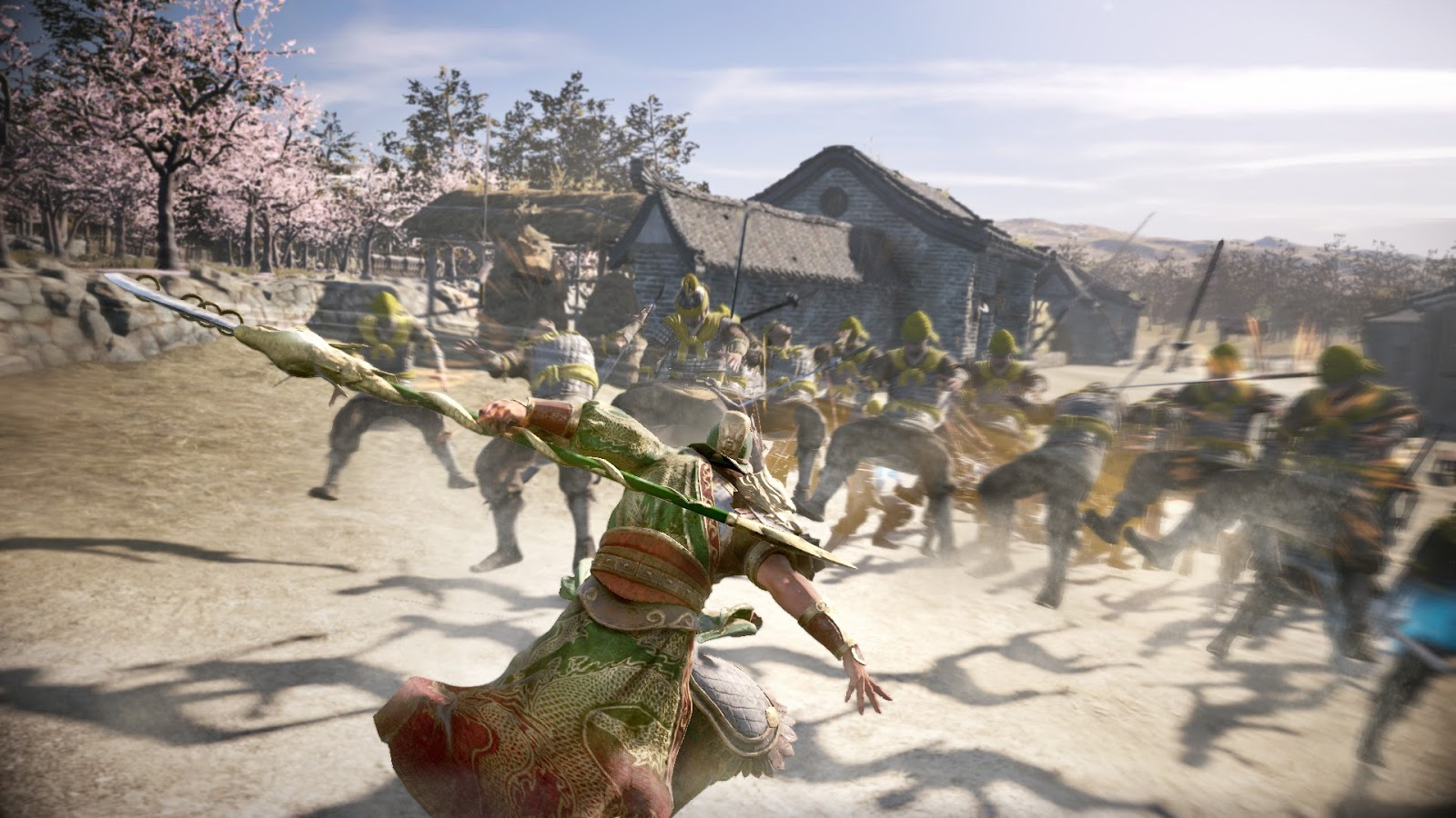 Dinasty Warriors 9 confirma plataformas y desvela personajes novedosos 6