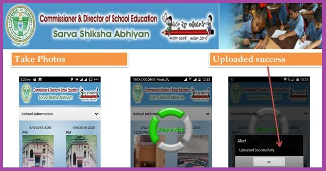 GIS Application For School Mapping Sarva Shiksha Abhiyan, Telangana State, Hyderabad Mobile App for GIS School Mapping in Telangana by Telangana Sarva Shiksha Abhiyan TSSA