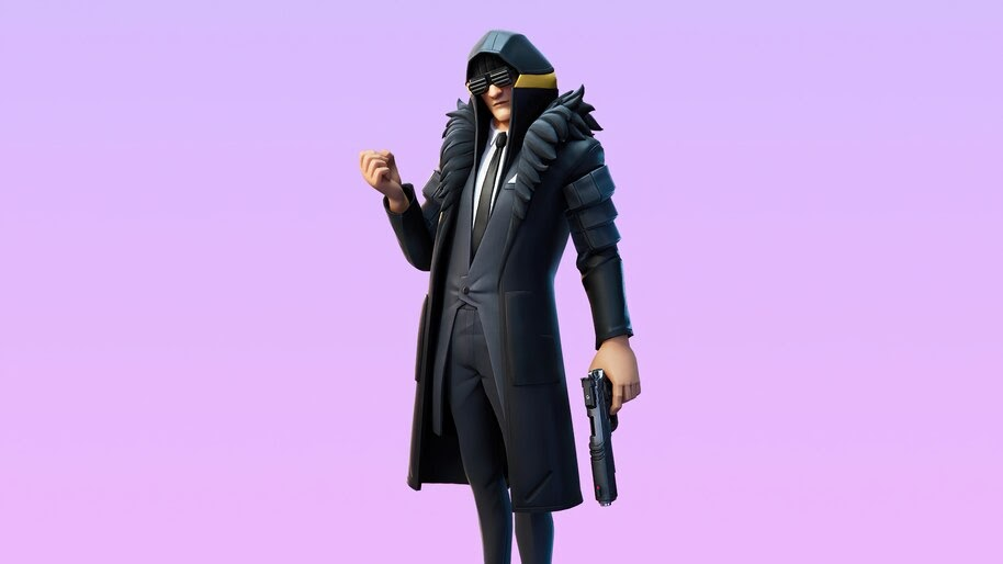 Wolf, Fortnite, Skin, Outfit, 4K, #7.1905