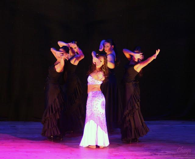 Flamenco Árabe y Fusión Arabe Flamenco Mónica Tello