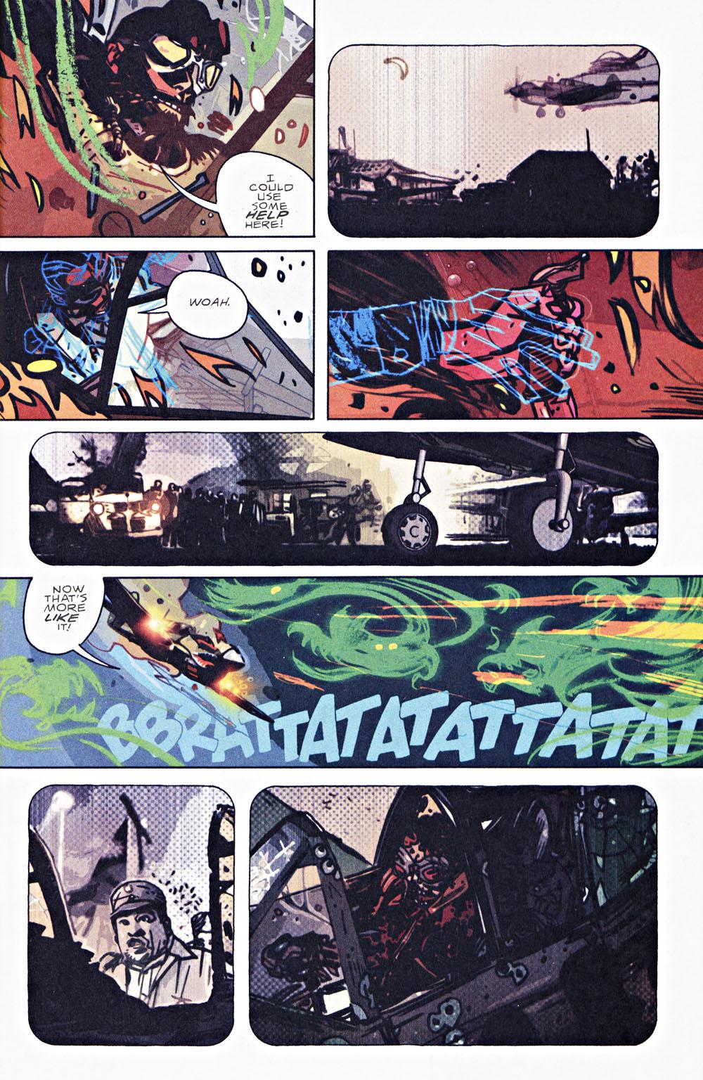 Read online Hellboy: Weird Tales comic -  Issue #7 - 7