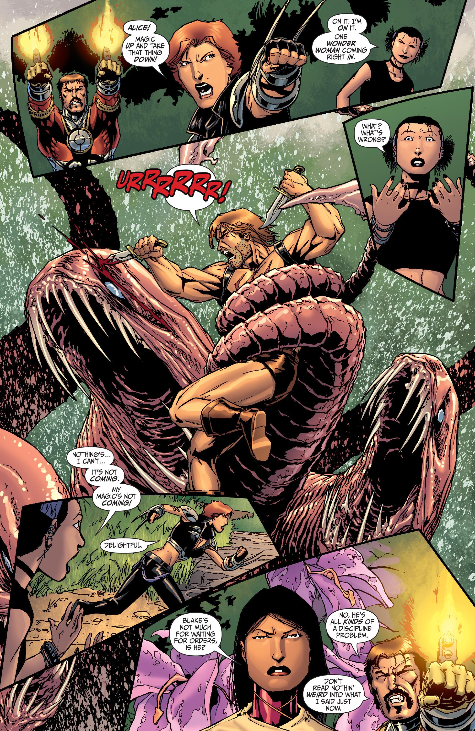 Read online Secret Six (2008) comic -  Issue #26 - 13