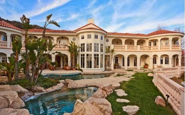 13 Top Desain Rumah Mewah Istana