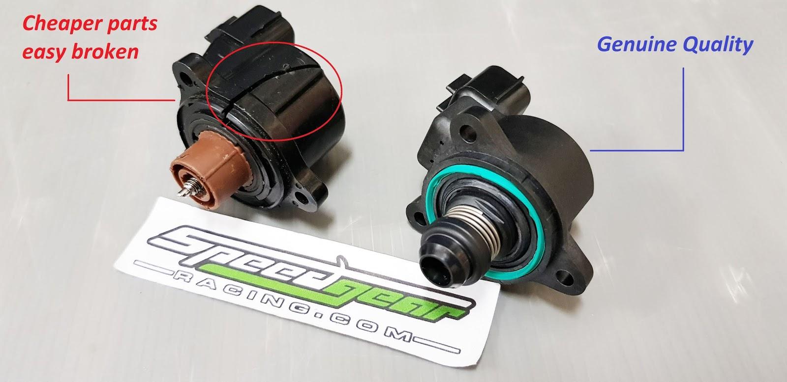 Speedgear Racing: Stepper motor Idle valve 4G18 Lancer CS3 Proton Waja