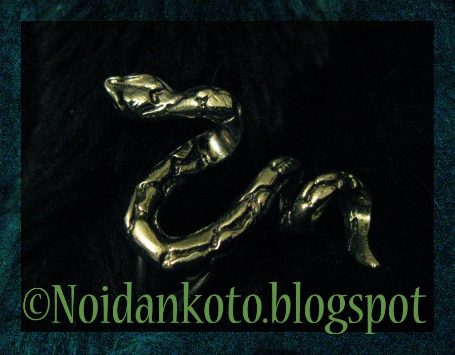 Käärmeen Tappaminen Unessa
