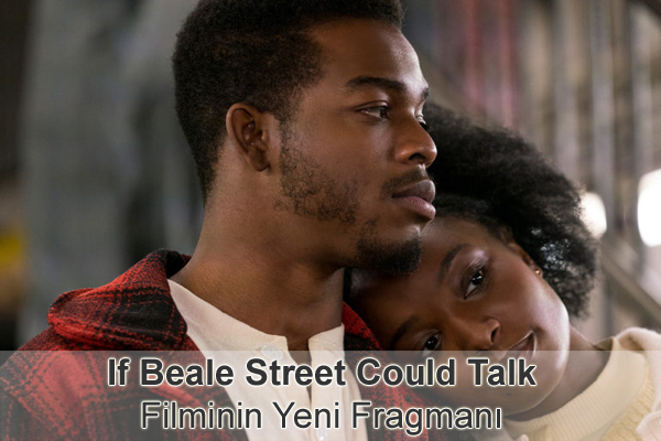 If Beale Street Could Talk Fargman İzle