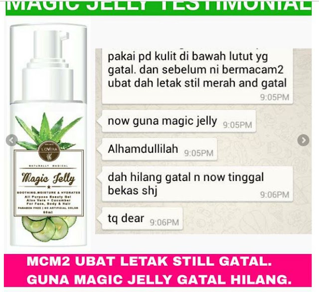 Magic Jelly Lovera