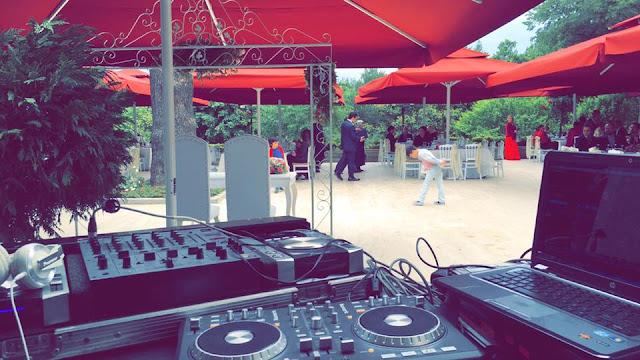 Beşiktaş Yıldız Korusu Çadır Köşkü IV. | Düğün DJ | DJ Serhat Serdaroğlu