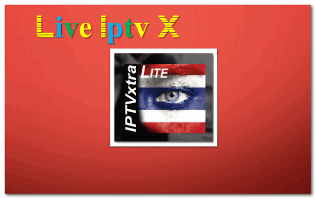 IPTVxtra Thai Lite & HD live tv addon
