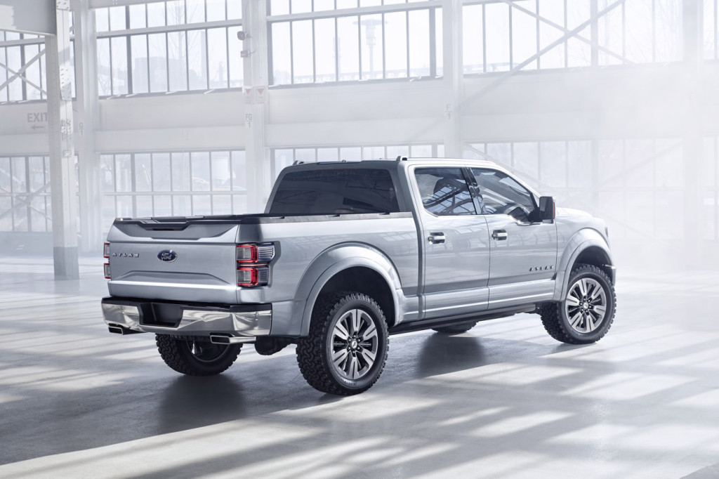 2014 Ford Atlas F 150