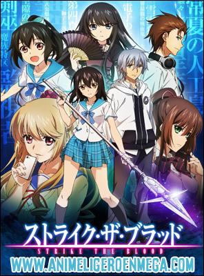 Strike The Blood: Todos los Capítulos (24/24) + OVAS (2/2) [MEGA - MediaFire] BD - HDL