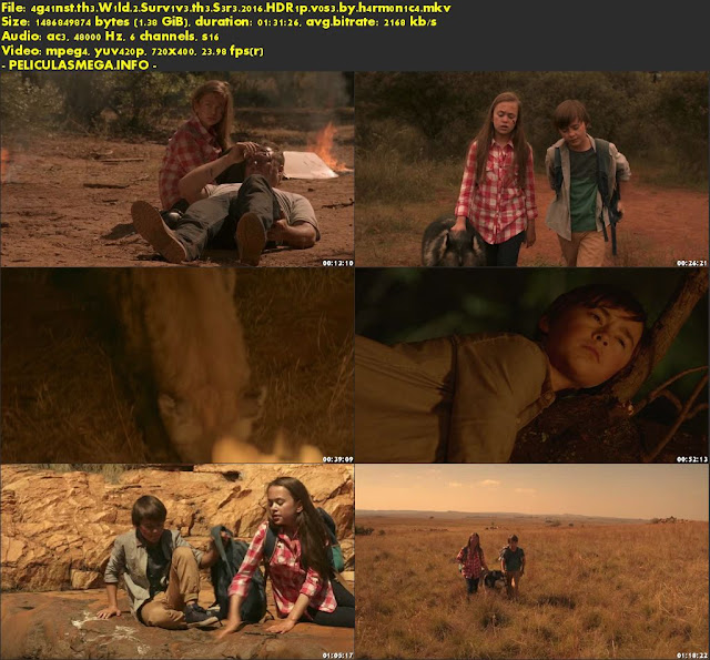 Descargar Against The Wild: Survive The Serengeti Subtitulado por MEGA.