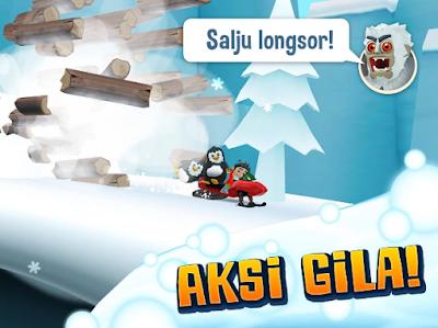 Ski Safari 2 Mod Apk
