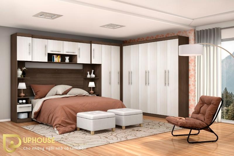 Tủ quần áo phòng ngủ đẹp 06