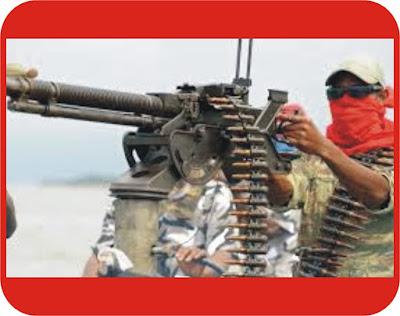Militants kill six policemen in Lagos