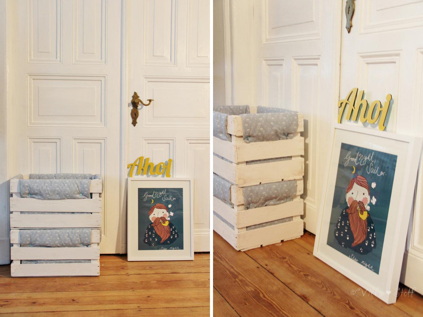 villa stoff blog ordnung ist das halbe leben upcycling. Black Bedroom Furniture Sets. Home Design Ideas