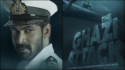 Ghazi telugu Movie review The Ghazi Attack Rating public talk