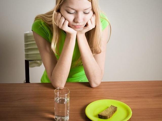 Diet Yang Terlalu Ketat Malah Bahaya Loh