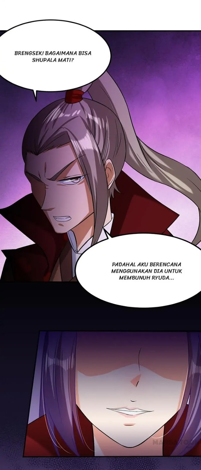 Martial Arts Reigns Bahasa Indonesia Chapter 41