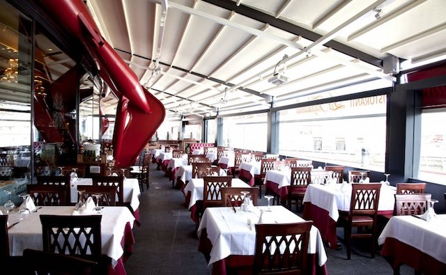 Restaurante do Shopping Las Arenas em Barcelona